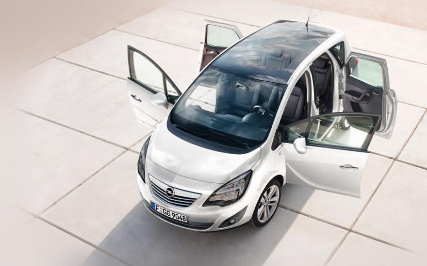 Carrozzeria Opel a Torino