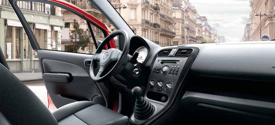 Opel Torino - officina