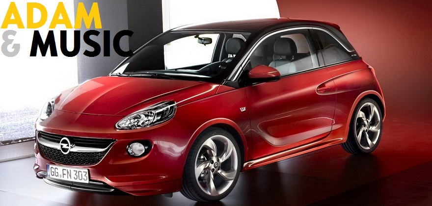 Opel Adam Spazio 5