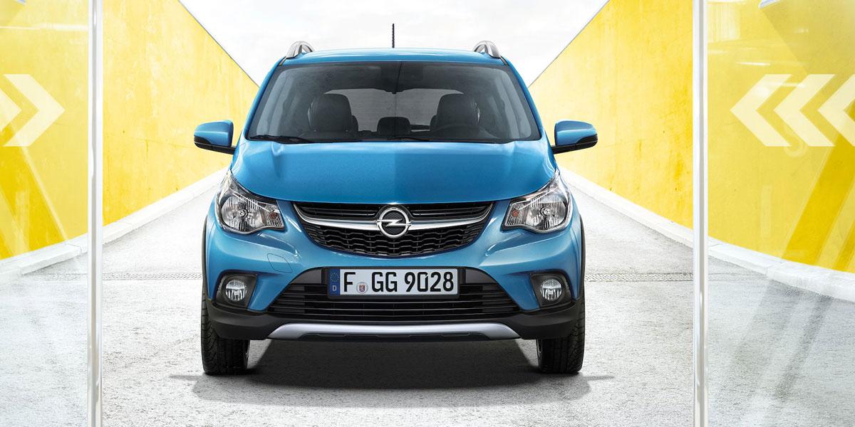 Opel Karl Rocks Torino
