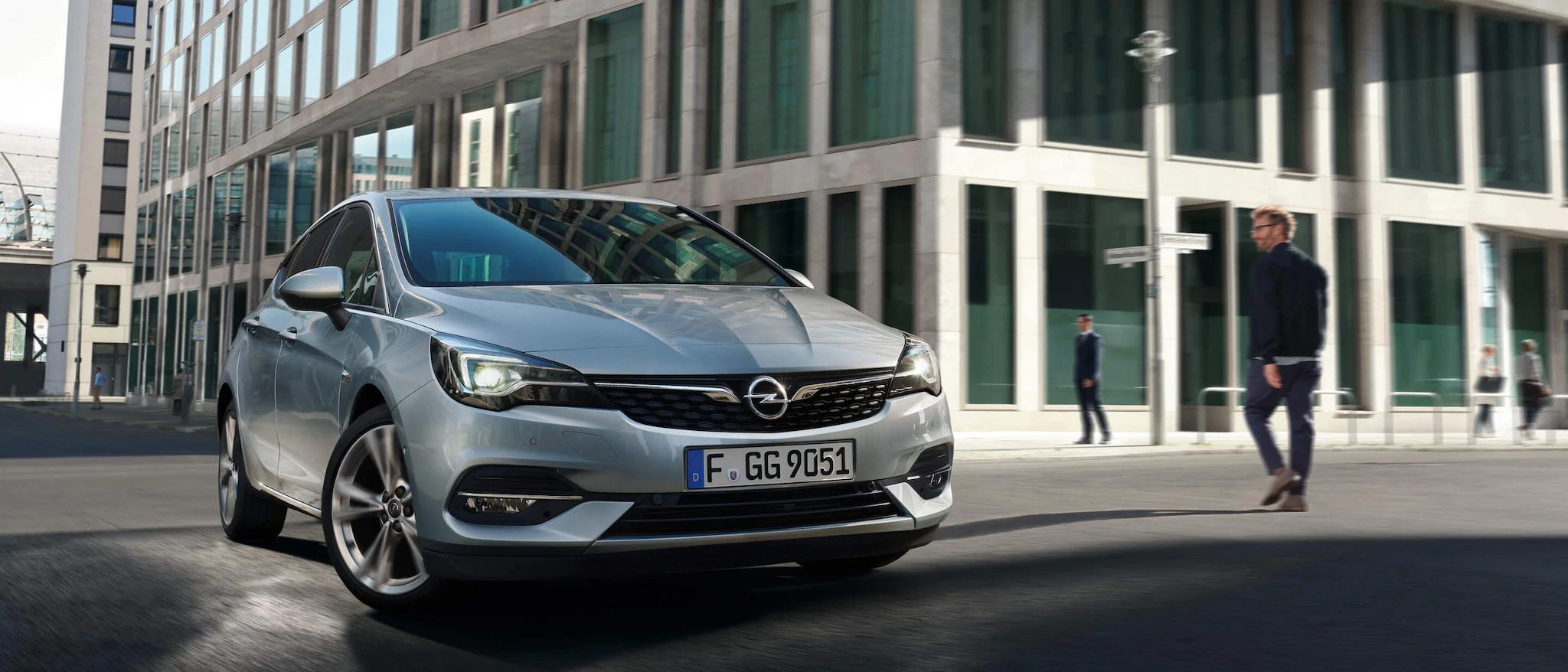 Opel Astra Torino
