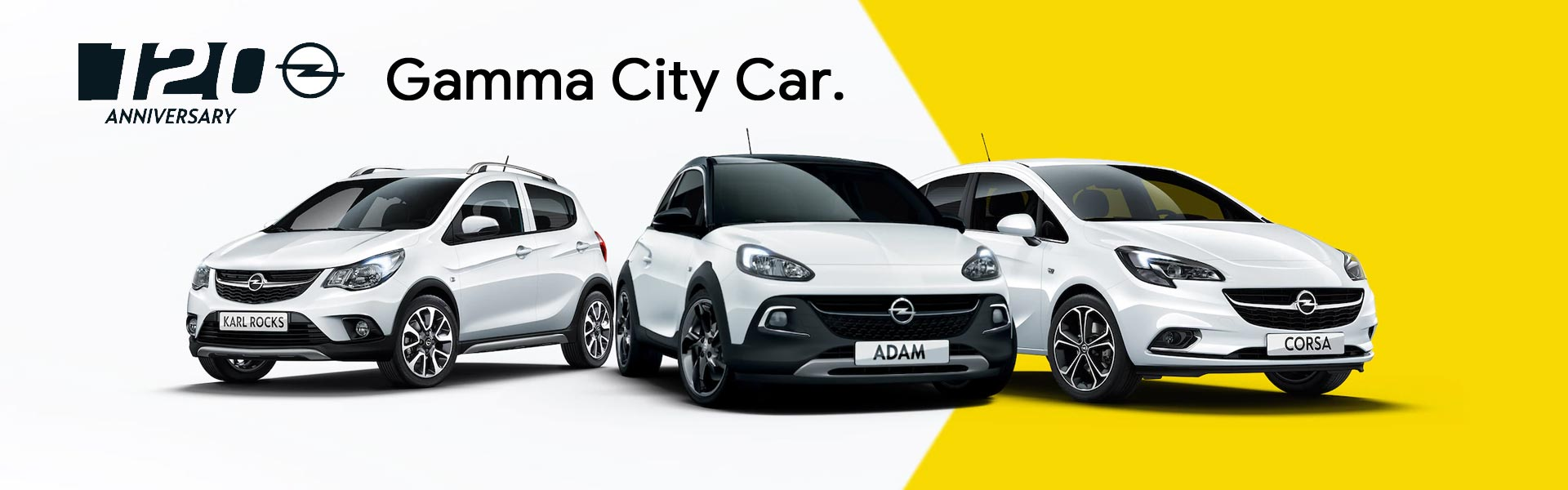Gamma City Car Opel