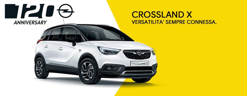 Opel Crossland X Torino