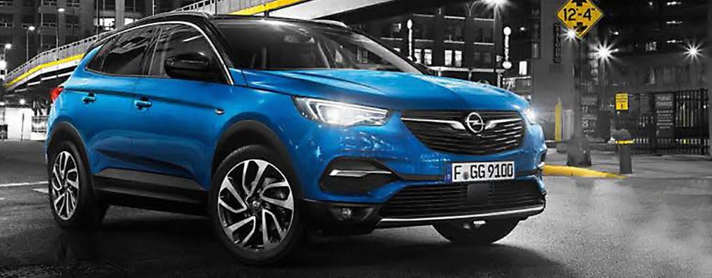 Opel Grandland X Torino