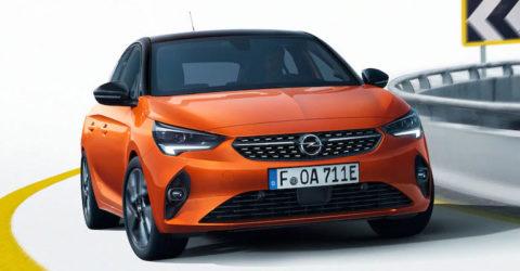 Presentazione nuova gamma Opel Corsa al Porte Aperte