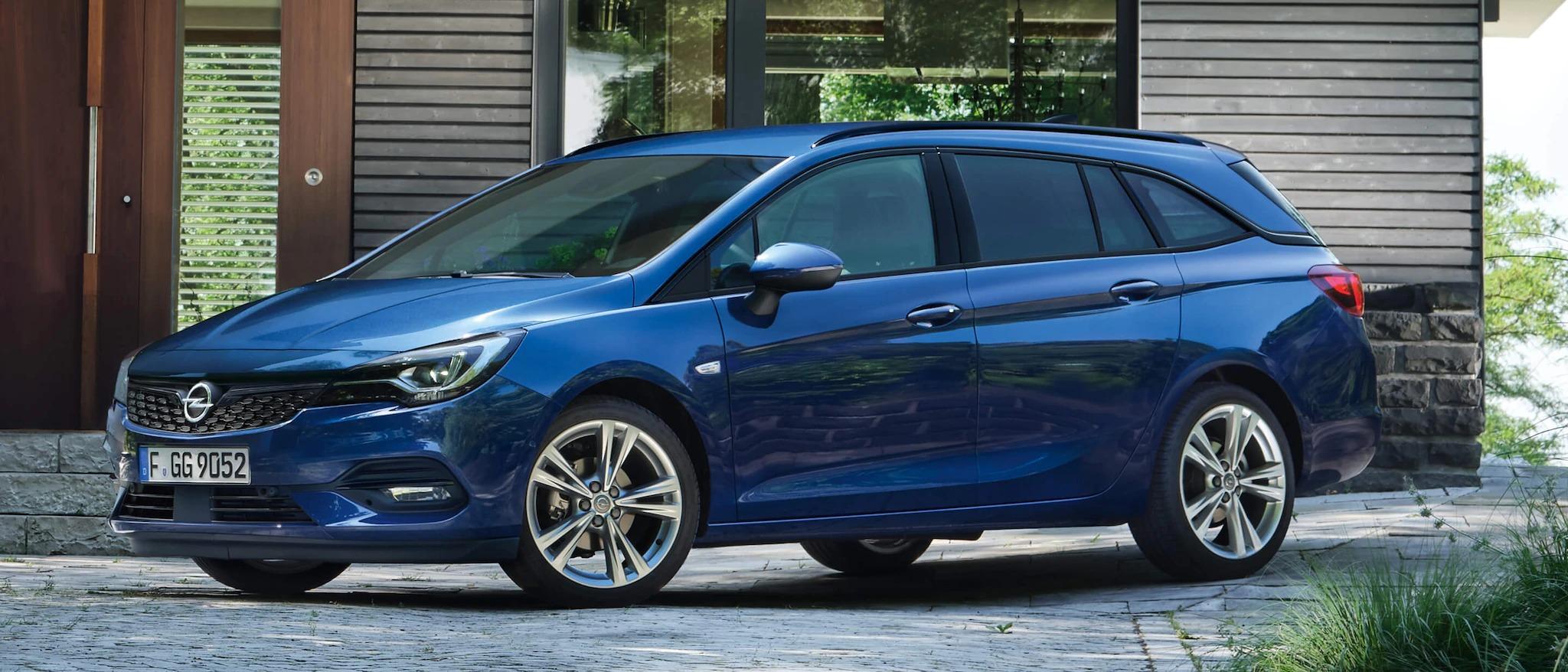 Opel Astra Sports Tourer Torino