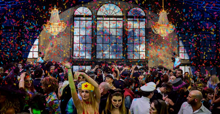 Carnival Party 2020