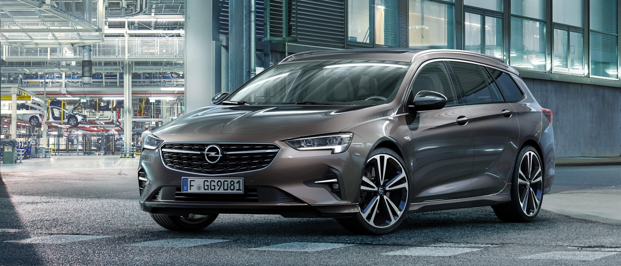 Opel Insignia Sports Tourer Torino