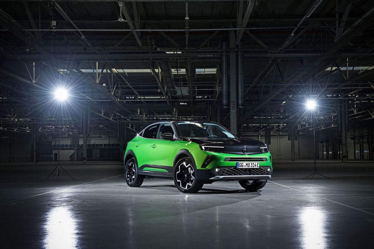 Nuova Opel Mokka Torino