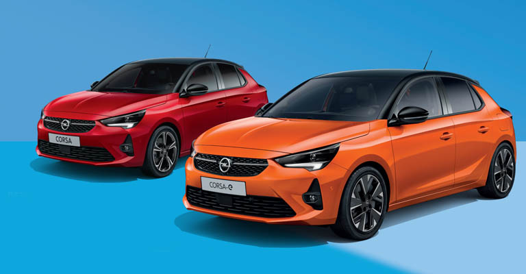 Nuova gamma Opel Corsa da 129 Euro al mese
