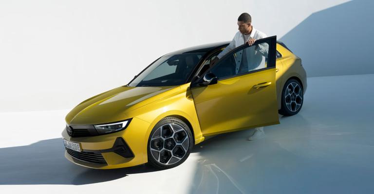 Nuova Opel Astra Presto in arrivo da Spazio!
