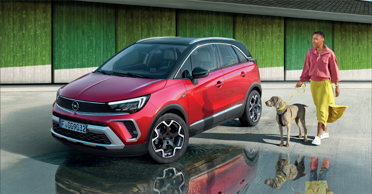 Nuovo Opel Crossland tuo da 149€ al mese
